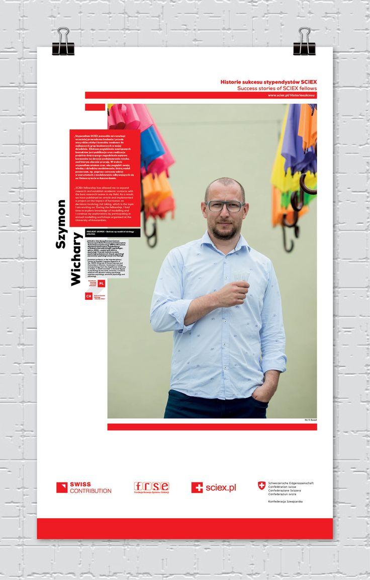 Szymon Wichary, stypendysta SCIEX/ SCIEX fellow