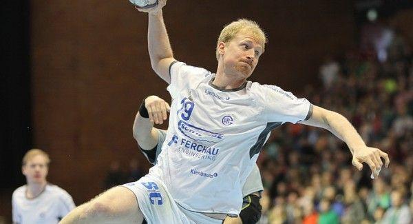 Joakim Larsson vom VfL Gummersbach im Interview