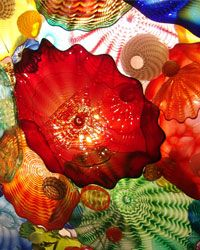 ILLUMINATIONS: Rediscovering the Art of Dale Chihuly  @ OKCMOA