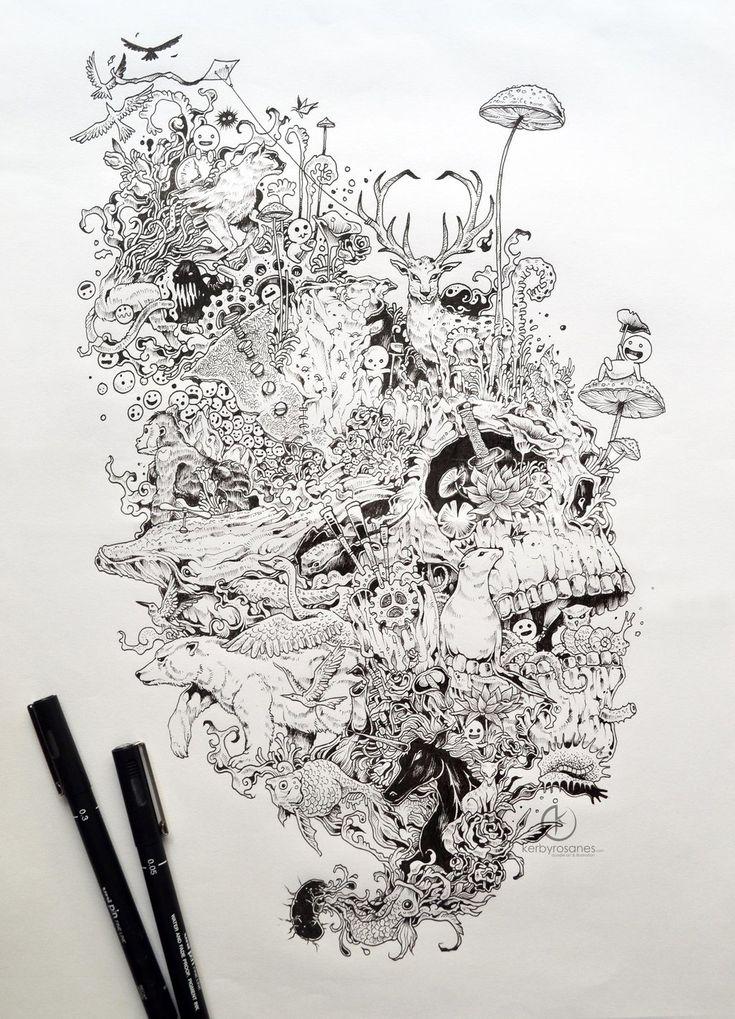 art and design drawings