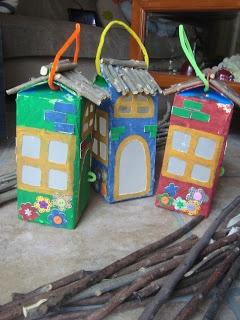 Φρου Φρουκατασκευές στον Παιδικό Σταθμό!: Το πασχαλινό μας φαναράκι