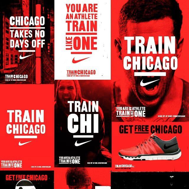 #CHITOWN | Nike..