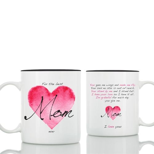 best mom ever mug Because mothers are the beginning of all stories! A Unique gift for the best Mom ever!!  The perfect gift for mother's day...