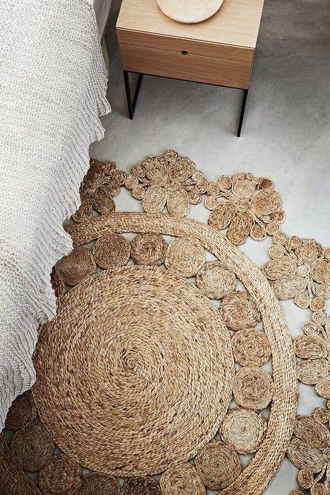 Beautiful Flooring Idea Handmade Rugs  21 photos Interiordesignshome.com Cute handmade rug