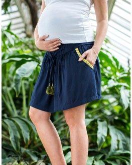 Wunderschöner Umstandsrock von mara mea. Auch zum Tragen nach der Schwangerschaft super geeignet!