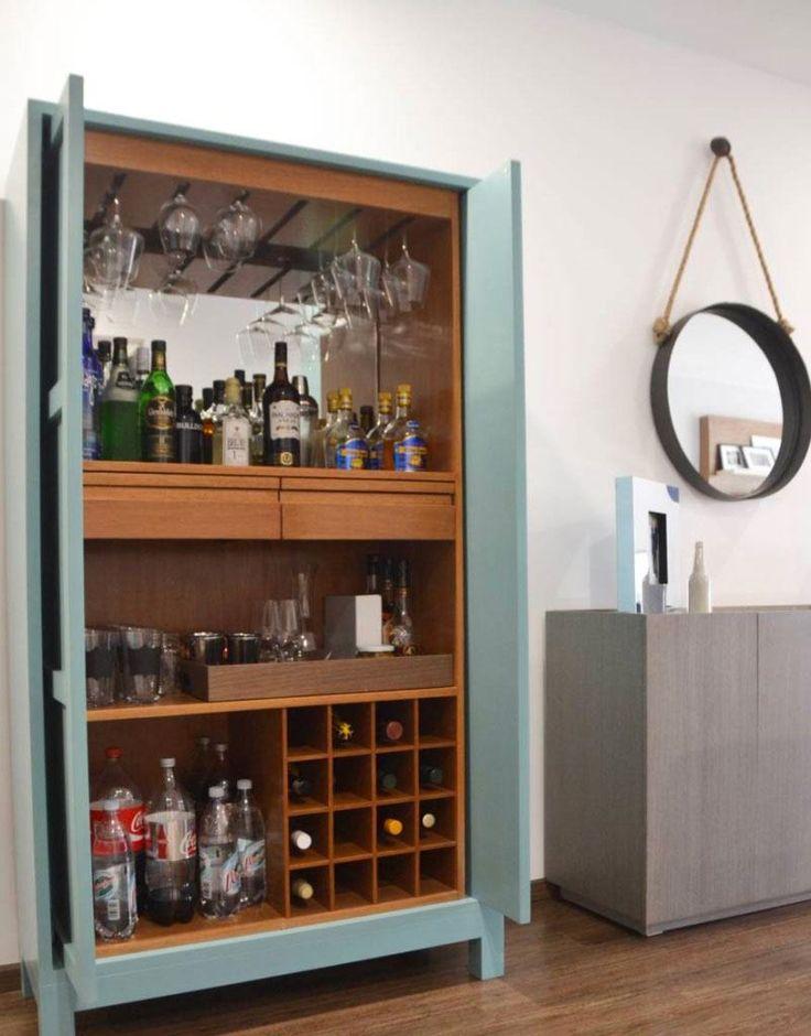 Mejores 36 im genes de bar en casa en pinterest bar en for Muebles san agustin fonteculler