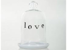 Redoma LOVE - decor8