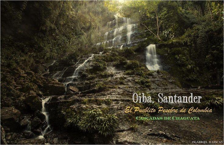 Oiba el pueblo pesebre de Santander