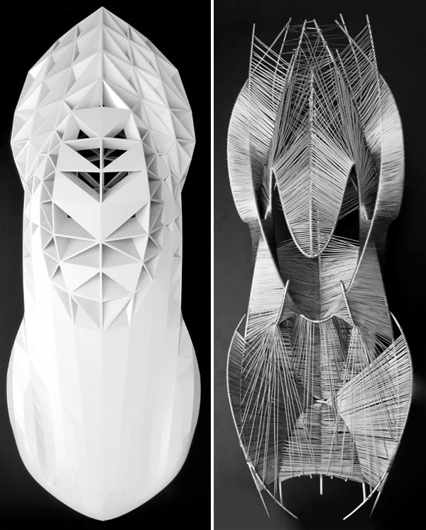 mercedes benz sculptures