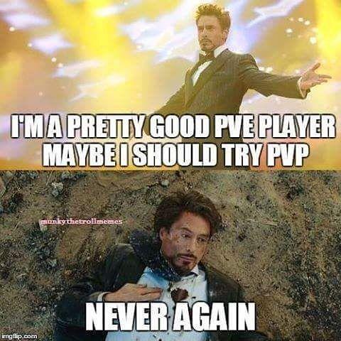 PVP summed up