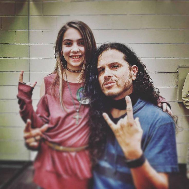 """28 kedvelés, 1 hozzászólás – 🎙KylieG🎙 (@kylie_g_rocks) Instagram-hozzászólása: """"Me and @jeffscottsotoofficial🤘🏻. I had an amazing experience meeting one of my favorite rock…"""""""