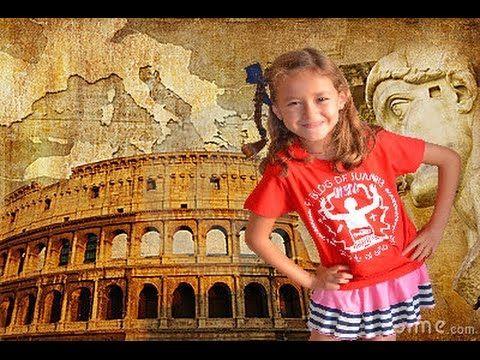 EL IMPERIO ROMANO PARA NIÑOS - YouTube
