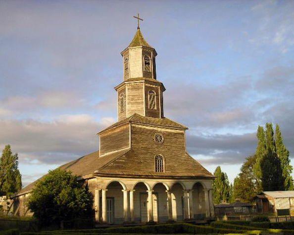 Chile - Municipalities of Castro, Chonchi, Dalcahue, Puqueldón, Quemchi, and Quinchao, Chiloé Province, X Region de los Lagos - Churches of Chiloé
