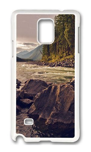 Samsung Note 4 Case DAYIMM Mountain River Lake Nature Summer Camp White PC Hard Case for Samsung Note 4 DAYIMM? http://www.amazon.com/dp/B013BF9VGE/ref=cm_sw_r_pi_dp_RYEiwb1DF17RK