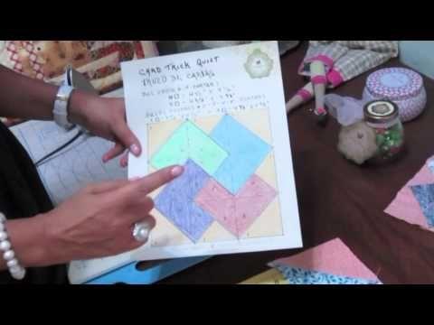 PATCHWORK CARD TRICK O TRUCO DE CARTAS - YouTube