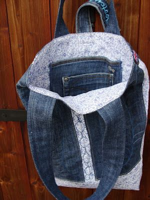 jans musing: RECYCLED DENIM