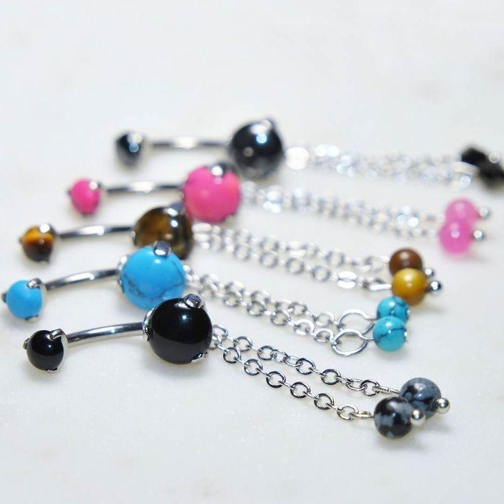 Gemstone F136 Titanium Dangle Belly Rings http://ift.tt/2vGjYsf #handmade #indie #piercing #hipster #piercings #pierced #boho #grunge #bodymods #etsy #gold #cartilage #captivebeadring #cbr #navelring #navelpiercing #bellyring #bellypiercing #rosegold #girlswithplugs #jewelry #alternative #gemstone #bodyjewelry #opalite #gauges #girlswithpiercings #cartilagepiercing #pale