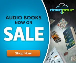 Save an additional 10% on audiobook CDs for Dads (and Grads!)