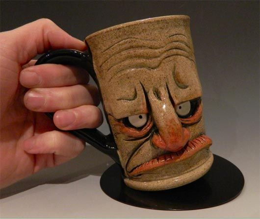 Unique Coffee Mugs For Sale 20 best scary and unique coffee mugs images on pinterest | unique