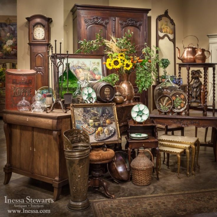 Country French Antique Furniture Displays Inessa Com Our Online Store