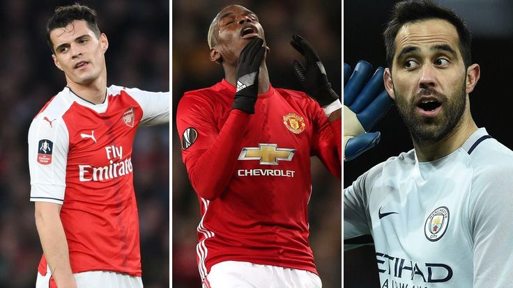 John Brewin's 10 biggest Premier League misfits, including: - Granit Xhaka - Paul Labile Pogba - Claudio Bravo #fashion #style #stylish #love #me #cute #photooftheday #nails #hair #beauty #beautiful #design #model #dress #shoes #heels #styles #outfit #purse #jewelry #shopping #glam #cheerfriends #bestfriends #cheer #friends #indianapolis #cheerleader #allstarcheer #cheercomp  #sale #shop #onlineshopping #dance #cheers #cheerislife #beautyproducts #hairgoals #pink #hotpink #sparkle #heart…