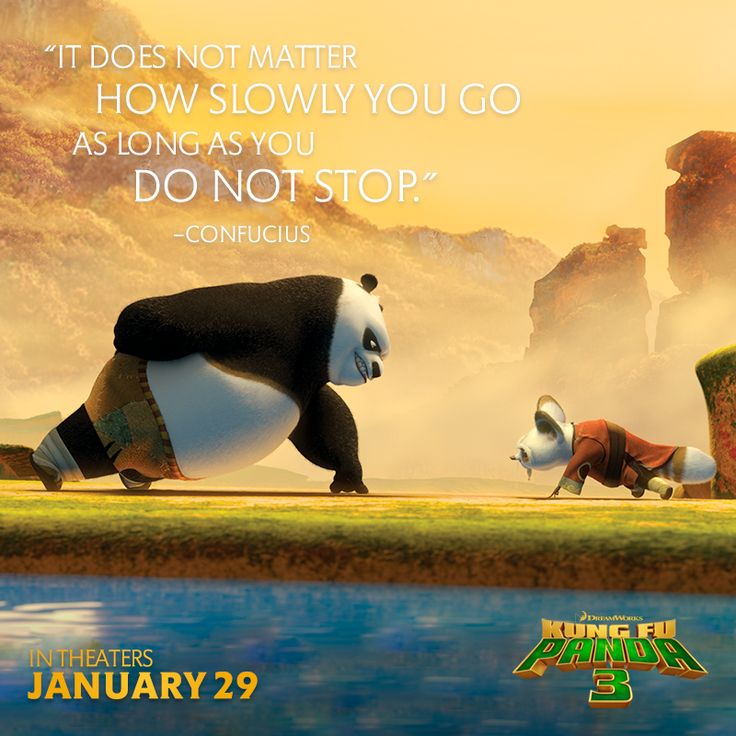 Happy Confucius Day!  Kung Fu Panda  Pinterest  Happy