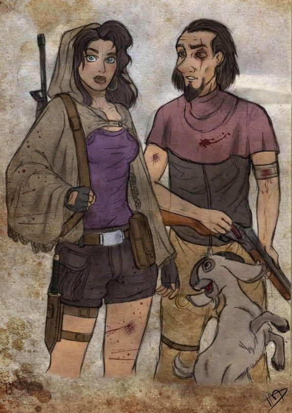 The Walking Disney : Esmeralda et Clopin