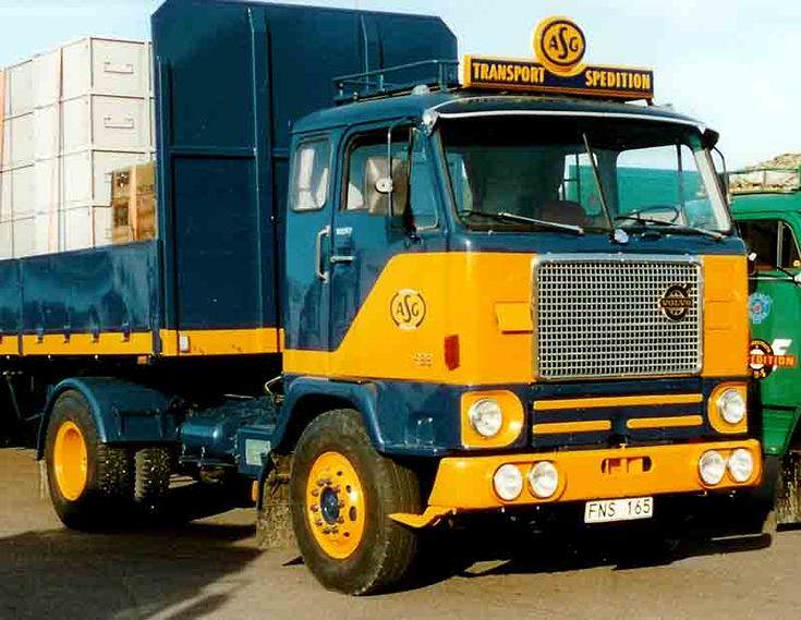 Volvo F 88-49 T SI Truck 1970 - Volvo Trucks - Wikipedia, the free encyclopedia