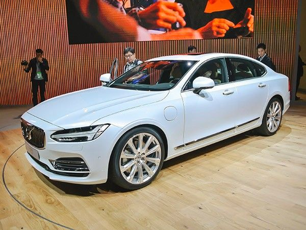 2017 Volvo S90 Class of 2017: New Cars Ready to Roll - Kelley Blue Book