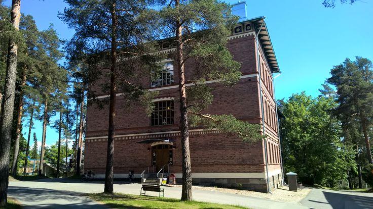 #JYU #Seminarium #Seminaarinmäki Jyväskylä, Finland