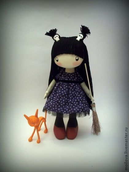 A little witch, gorgeous!