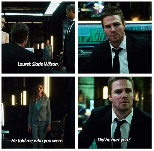 do oliver queen and laurel have a relationship in arrow