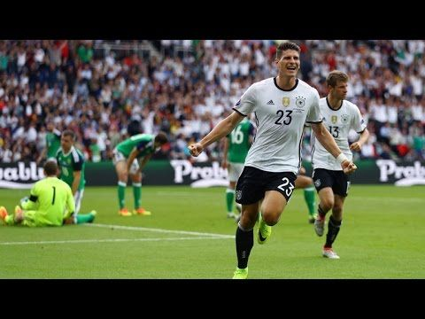 Northern Ireland 0 - 1 Germany - All Goals & Highlights HD 720p 21/6/2016 - YouTube