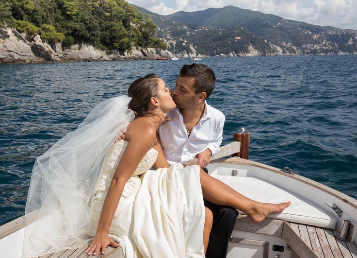 Santa Margherita Wedding -  Fotoemozioni Chiavari  Wedding Photographer