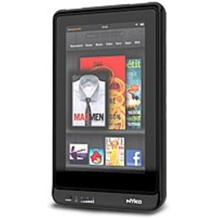 Nyko 743840806639 80663 Textured Power Case for Amazon Kindle Fire - Black