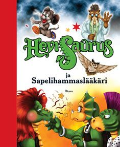 Hevisaurus ja Sapelihammaslääkäri - 11,65€