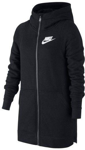 Nike Girl's Modern Full Zip Hoodie