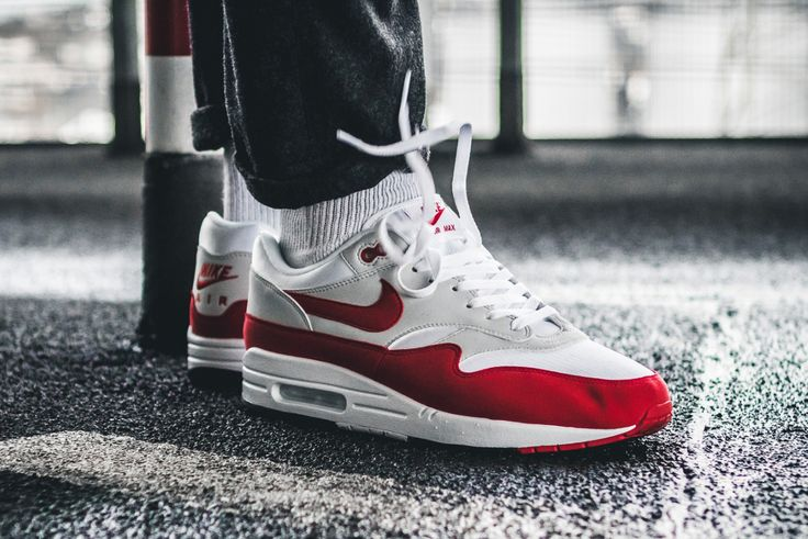 The Nike Air Max 1 Turns 30 for This Week's Sneaker Releases