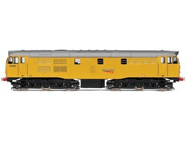 The Hornby Network Rail A1A-A1A Diesel Class 31 is part of the Diesel/Electric Locomotive range and accurately recreates the real life locomotive with stunning details.