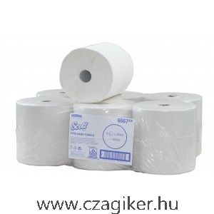 Kimberly Clark Scott Xtra
