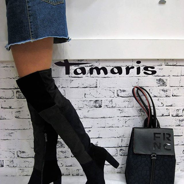 Tamaris Boots- ΓΥΝΑΙΚΕΙΕΣ ΜΠΟΤΕΣ OVER THE KNEE TAMARIS 1-25587-29. Θα τα βρείτε στοκατάστημα υποδημάτων Τσακαλιάν στον Πειραιά και στο online κατάστημα www.tsakalian.gr