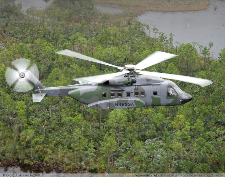 Sikorsky Aircraft S-92.