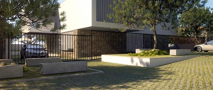 João Tiago Aguiar, arquitectos — Flor da Rosa Condominium