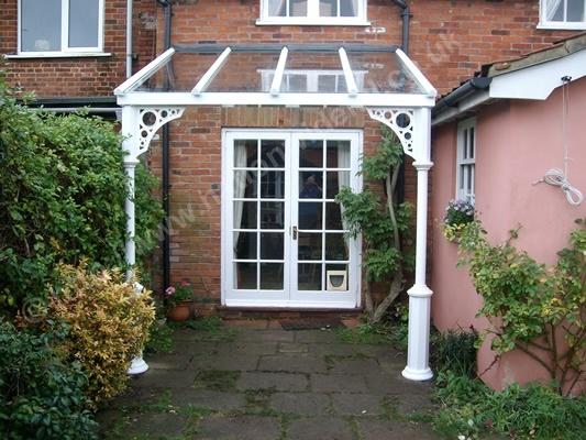 glass verandah