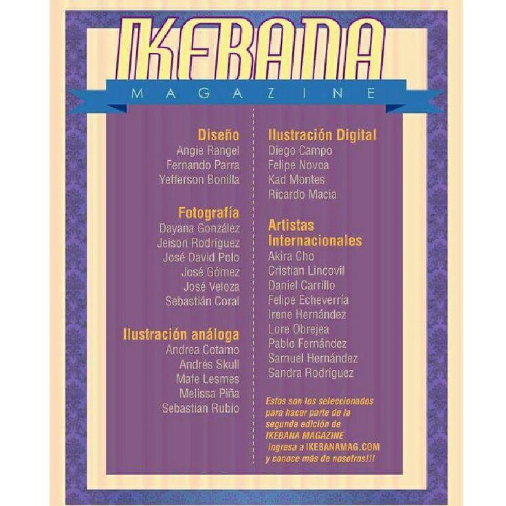 5 categorias, 26 artistas, 1 diseñador destacado, 1 artista urbano destacada y más de 60 obras!!