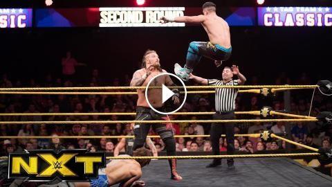 TJ Perkins & Kota Ibushi vs. SAnitY - Dusty Rhodes Classic 2nd Round Match: WWE NXT, Nov. 2, 2016: TJ Perkins & Kota Ibushi look to advance…