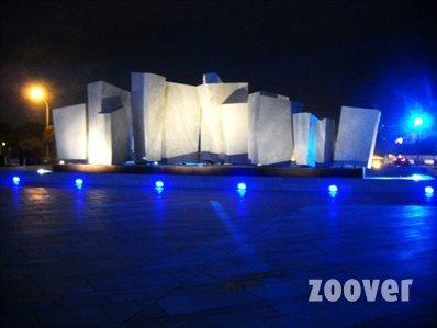 Bad Kissingen Square in Marina di Massa