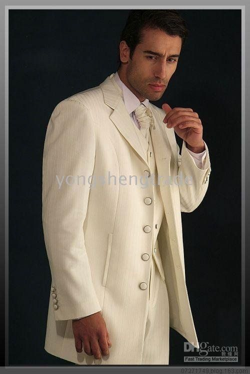 Men Wedding Suit ,White Wedding Suit,Popular Wedding Suit,Hot Sell Men Wedding Suit ,Accept Paypal 688-in Apparel & Accessories on Aliexpress.com