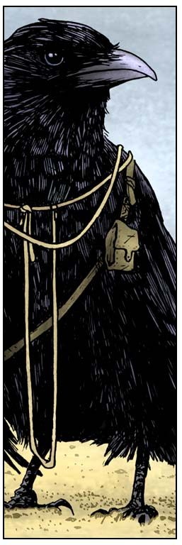 David Petersen's Mouse Guard-3rd vol.  the Black Axe  The year is 1115.   Leiam, when did your paw first touch the Black Axe demands Celanawe, the wise old fur?