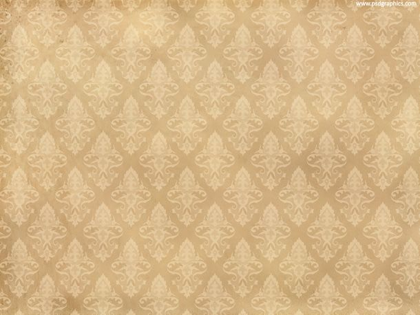 Brown vintage wallpaper